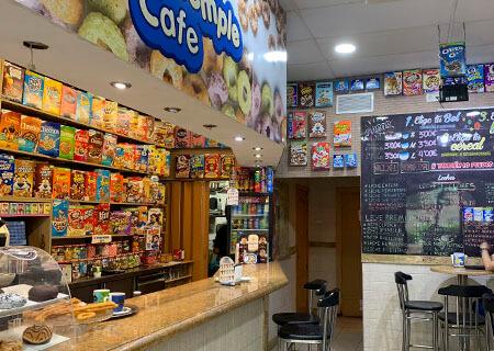 Cereal Temple Café