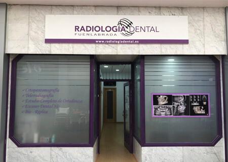 Radiología Dental Fuenlabrada