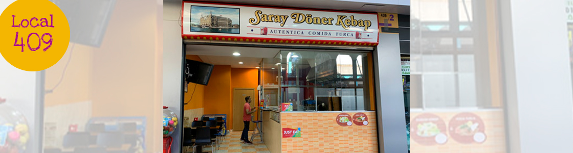 Saray Donner Kebab
