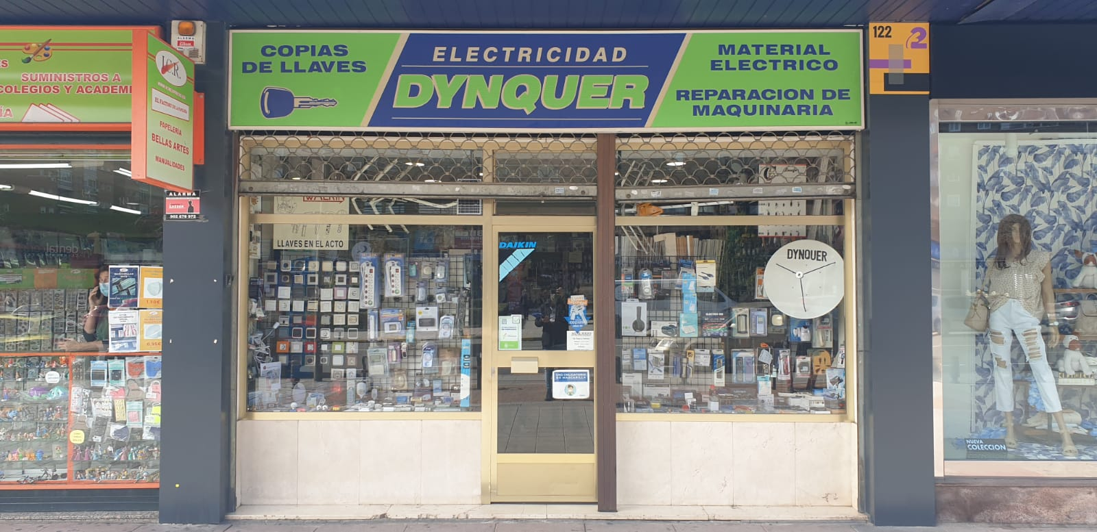 Electrónica Dynquer