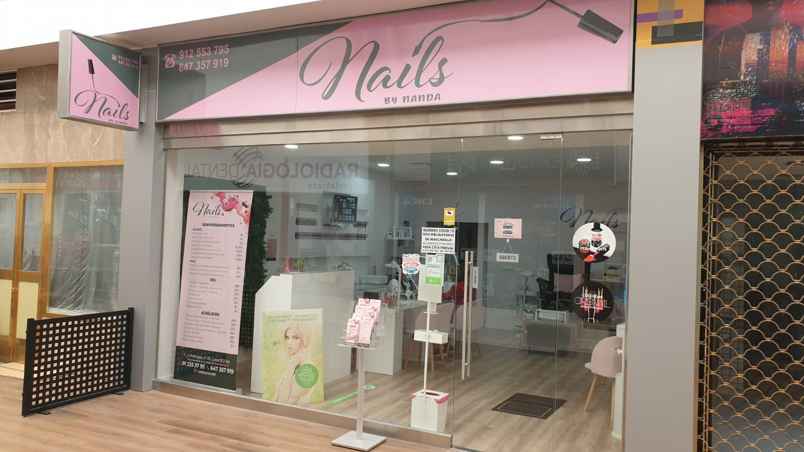Nails by Nanda