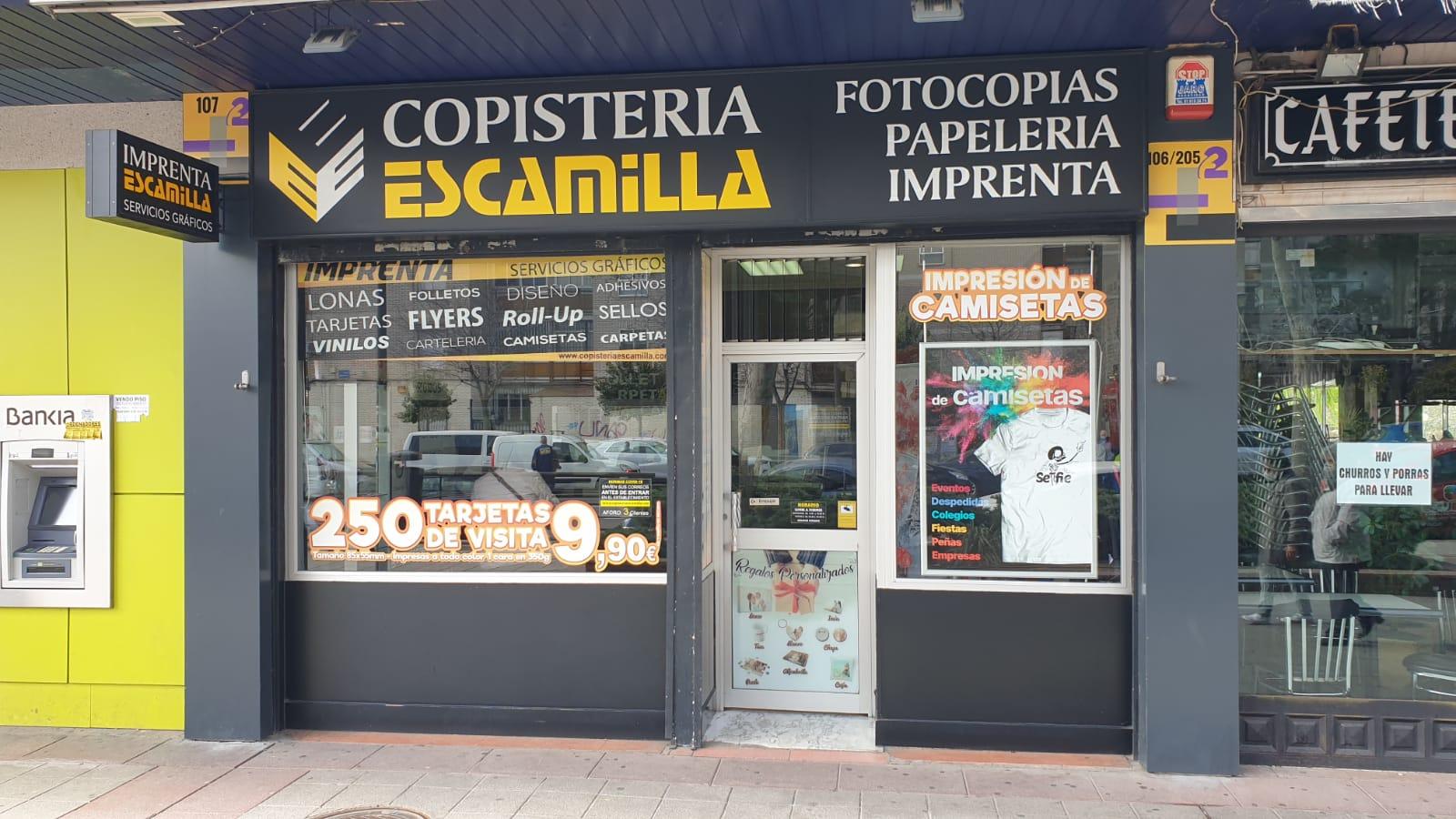 Copistería Imprenta Escamilla