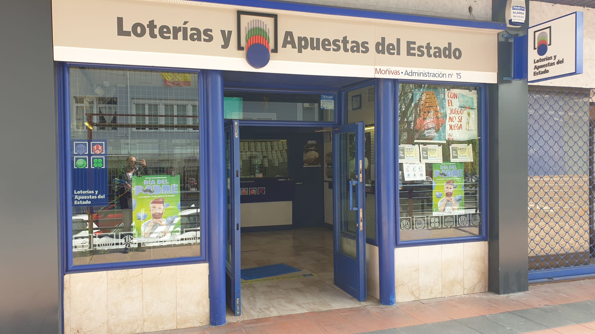 Administración de Lotería nº15
