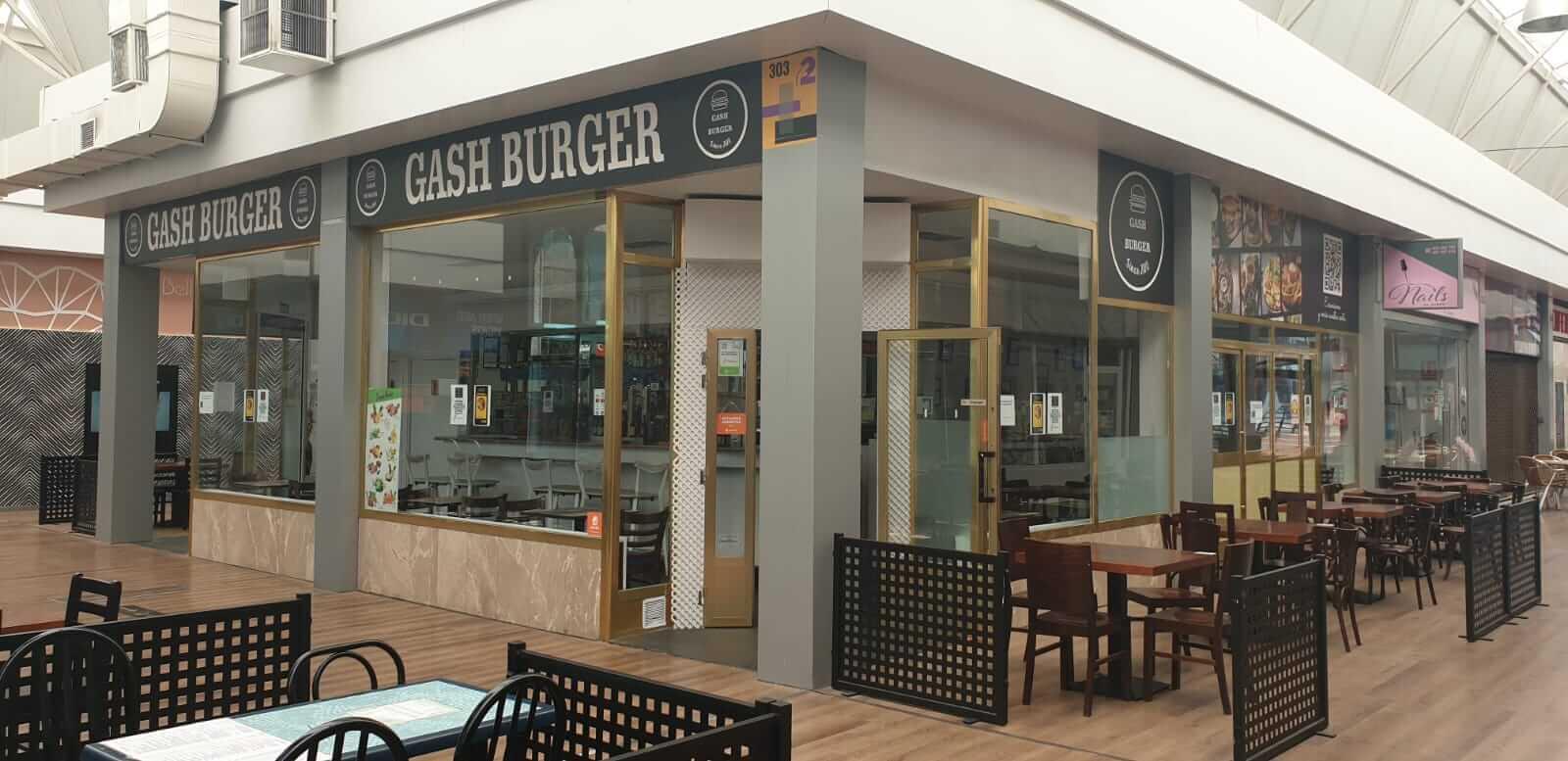 Gash burger fuenlabrada